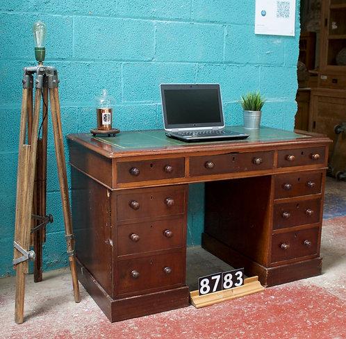 Mahogany Desk 8783