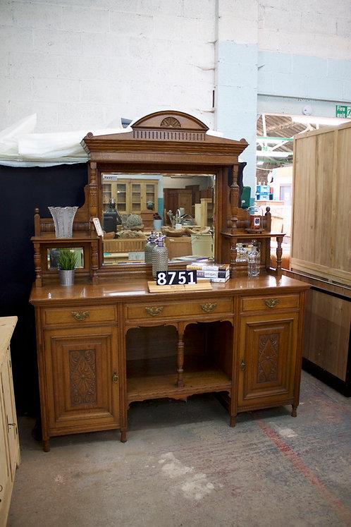 Oak Dresser 8751