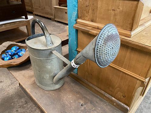 Vintage Zinc Watering Can 7899