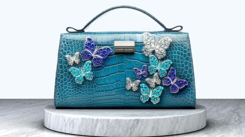 The 5million pound handbag to save the oceans