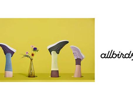 Allbirds Launch Sustainable Sockline