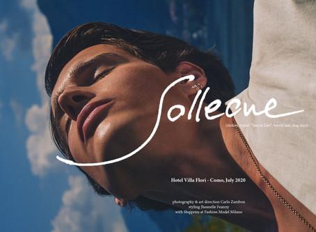 Editorial: Solleone /sol-le-ó-ne/