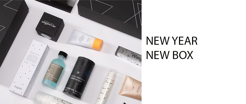 New Year New Box: Best beauty subscription boxes for January