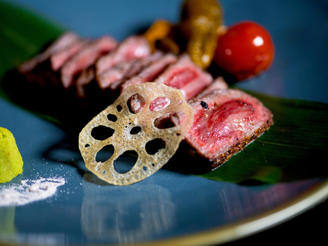 Ginza St. James's London: a culinary guide