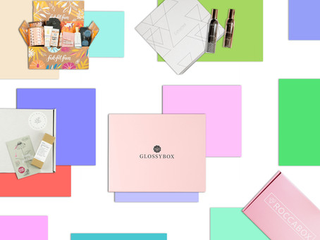 Boxing beauty: the best beauty subscription boxes for the autumn