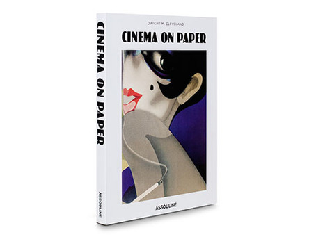 "Assouline Presents ""Cinema On Paper"""