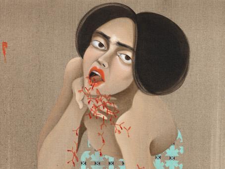Art: Hayv Kahraman explores immunology with series AntiBody