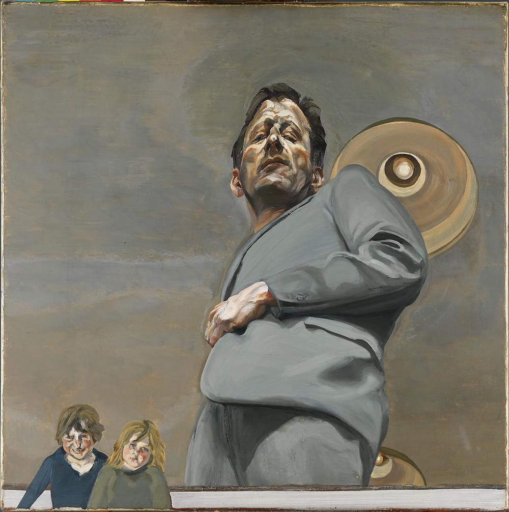 lucian freud national gallery