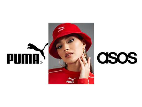 PUMA X ASOS CREATE AN EXCLUSIVE COLLECTION
