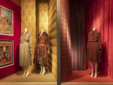 Ferragamo launch SILK exhibition at the Museo Ferragamo in Florence