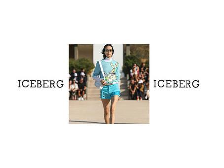 Iceberg SS20 in Milan