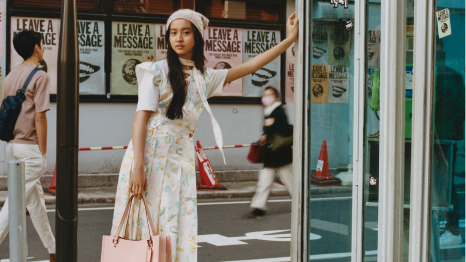 """COACH Launch """"COACH IT FORWARD"""" Global Advertising Campaign"""