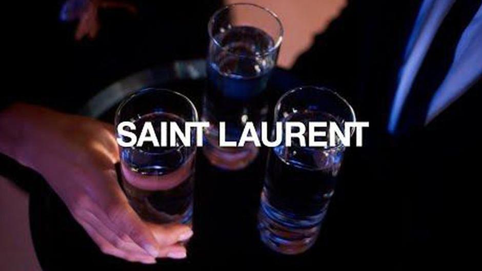 Saint Laurent debut dreamy short film French Water