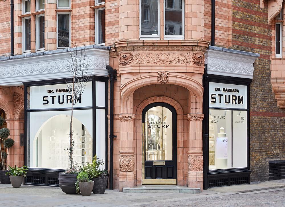 dr sturm london clinic