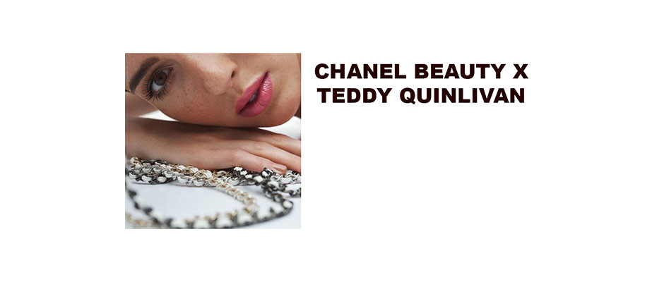 CHANEL Announce Teddy Quinlivan As First Ever Openly Trans Face of Beauty Line
