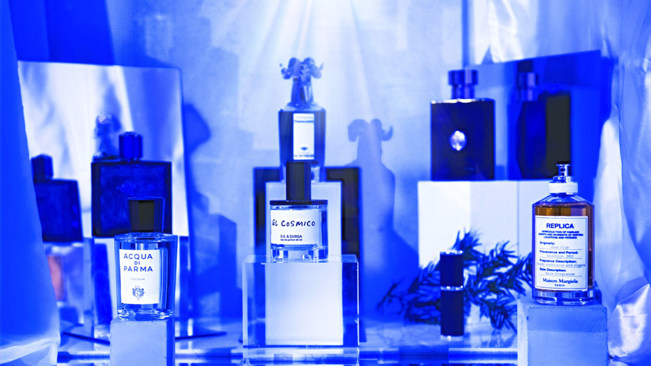 Fragrance for Him: Christmas Gift Guide 2020