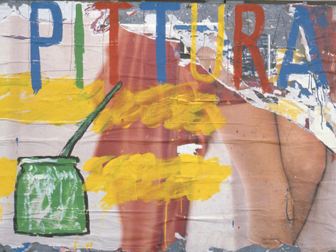 PAINTING IS BACK. Eighties, painting in Italy
