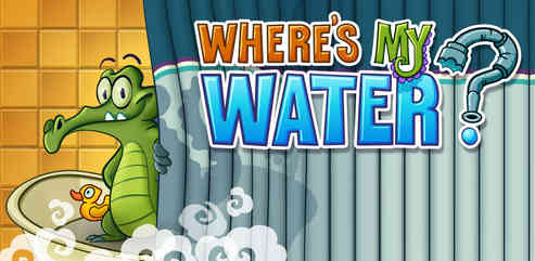 Where's My Water, by Disney Interactive
