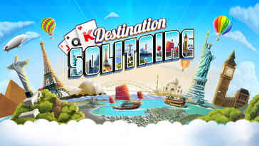 Destination Solitaire, by Mobilityware