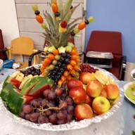 Fruit schaal