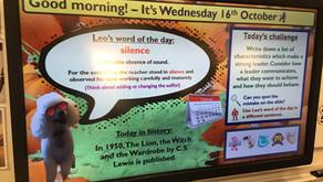 Silent Teacher Day