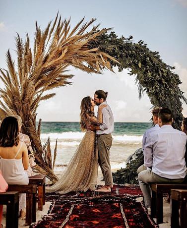 wedding arche