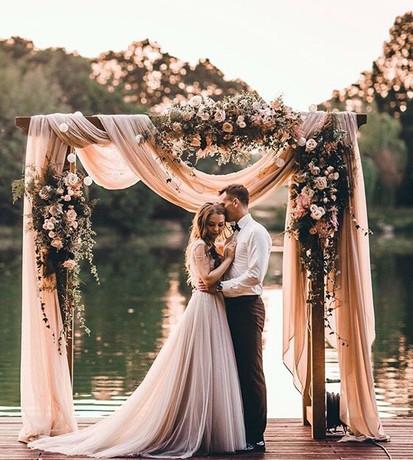 wedding decor arche