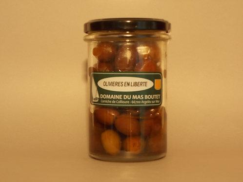 Olives en liberté Olivières