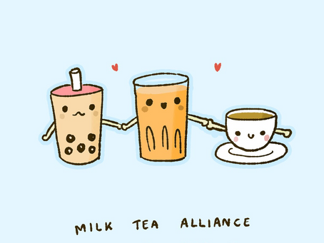 Milk Tea Alliance