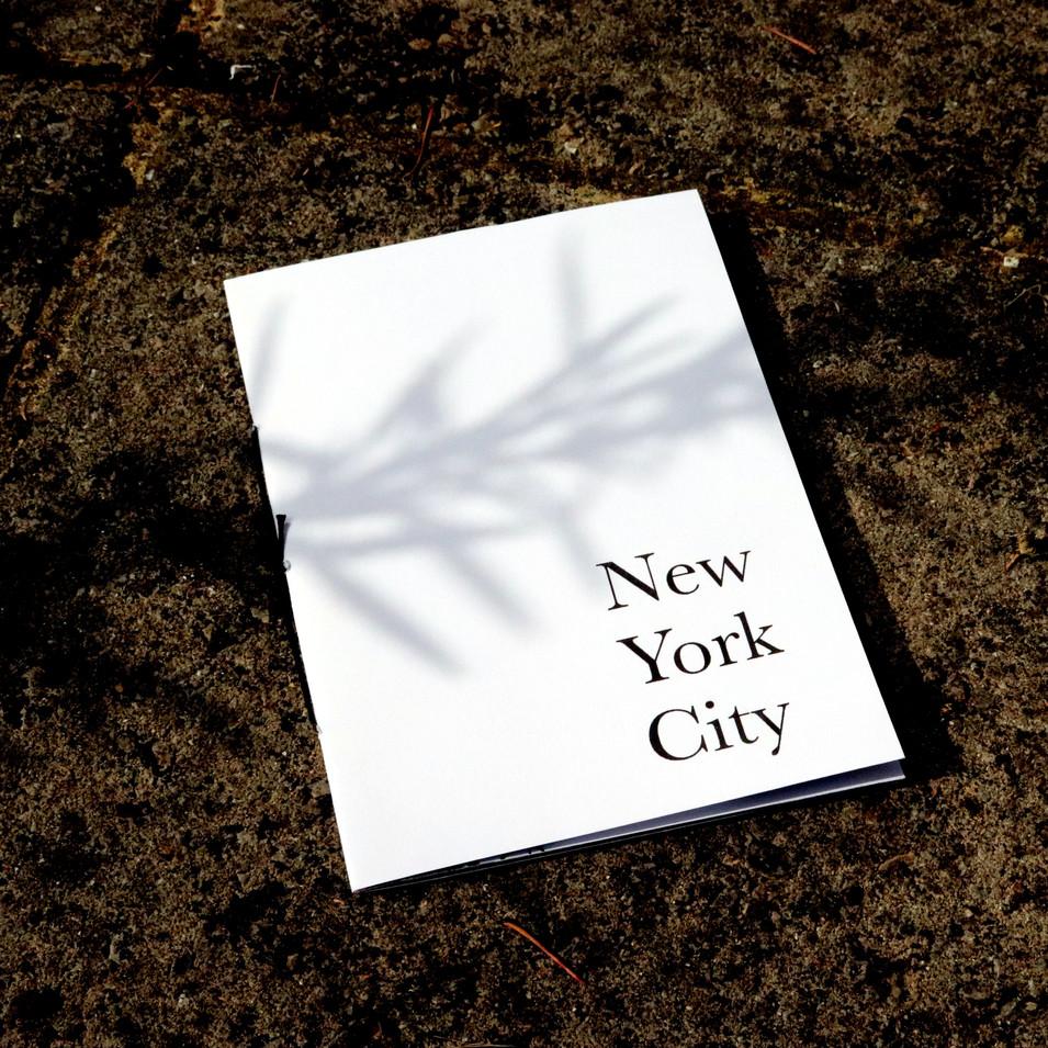 NYC zine