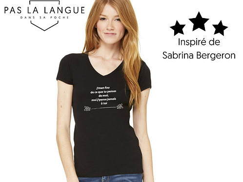 Je m'en fou... T-shirt Gagnant