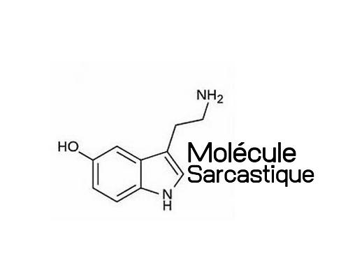 Molécule Sarcastique