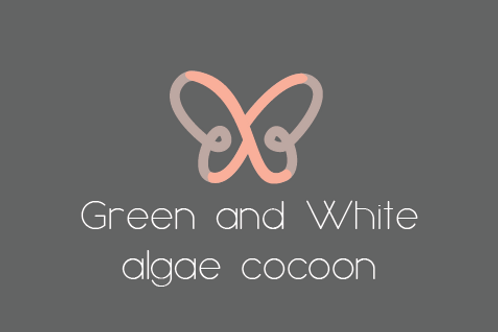 Green and White algae Cocoon - Sculpting & Slimming