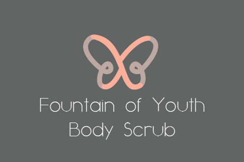 Fountain of Youth Body Scrub