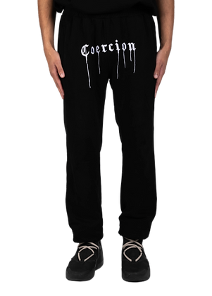 EMBROIDERED SWEAT PANT