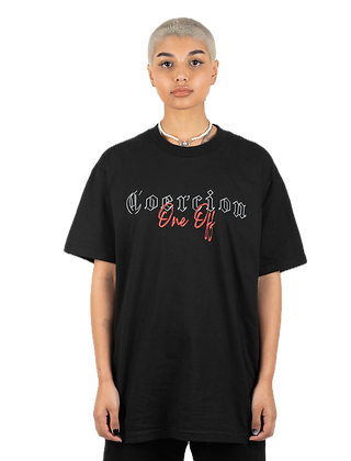COERCION X ONE OFF TEE