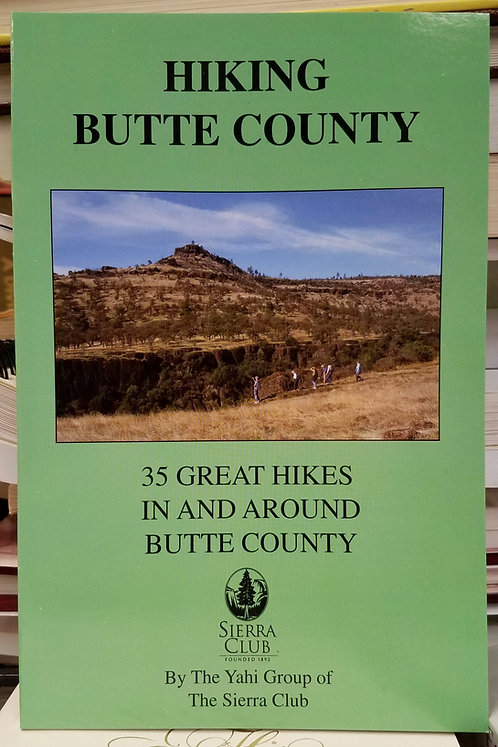 Hiking Butte County
