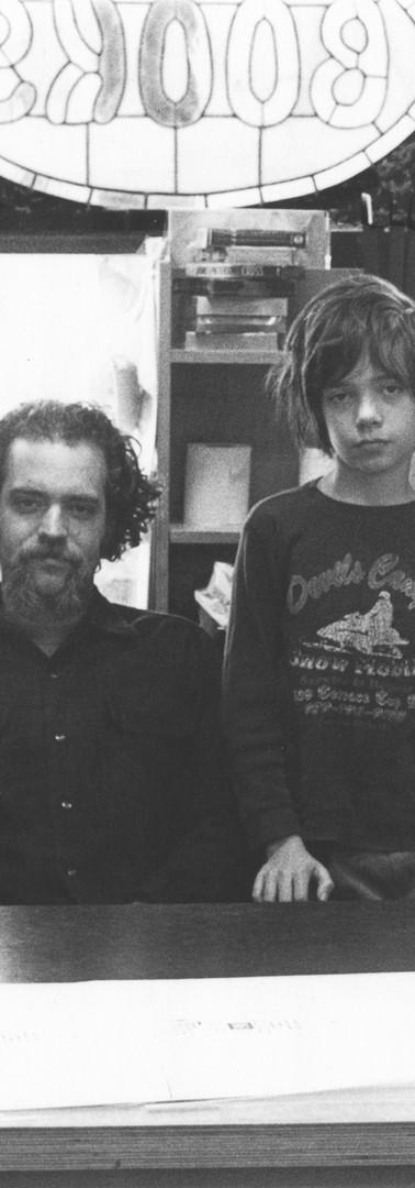 Josh Mills and Son