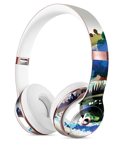 Soul Stare Eye Full-Body Skin Kit for the Beats by Dre Solo 3 Wireless