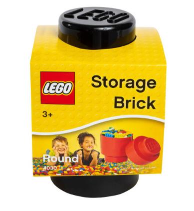 Lego Storage box, round