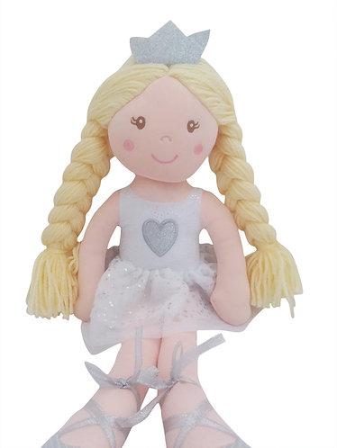 Cammy the Princess Rag Doll