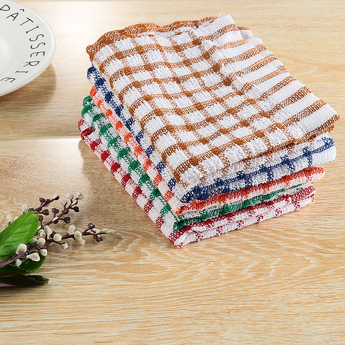 Terry Cotton Kitchen Towels