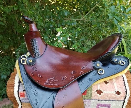 Synergist Saddle