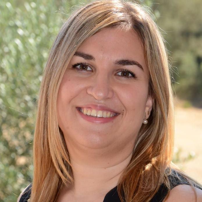 Marta Baserba, sempre al costat de les entitats del poble.