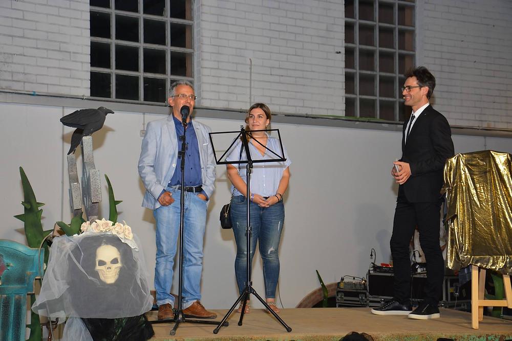 Marta Baserba. Garnatxa Night Show 2017