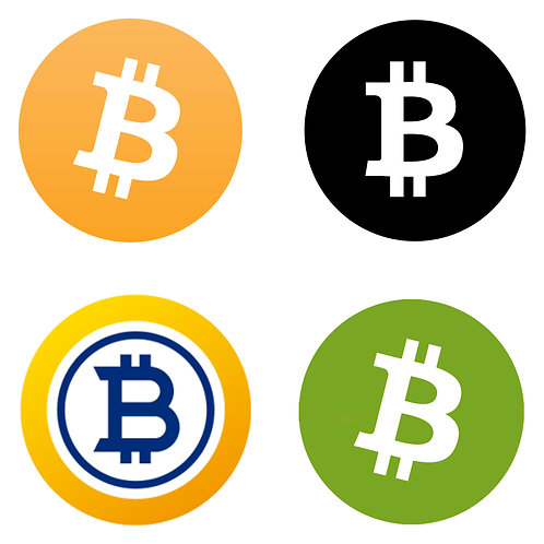 BitCoin BTC BCB BTG BCH report PDF immediately available after purchase