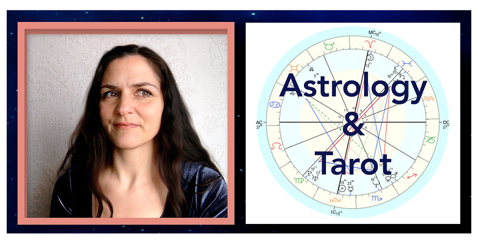 astrology tarot and crypto report readings