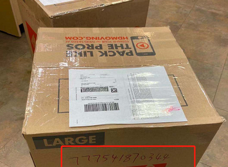 Label 粘贴须知