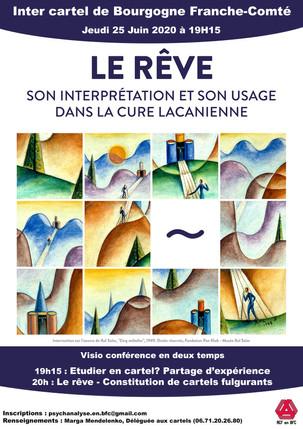 Inter cartel de Bourgogne Franche -Comté