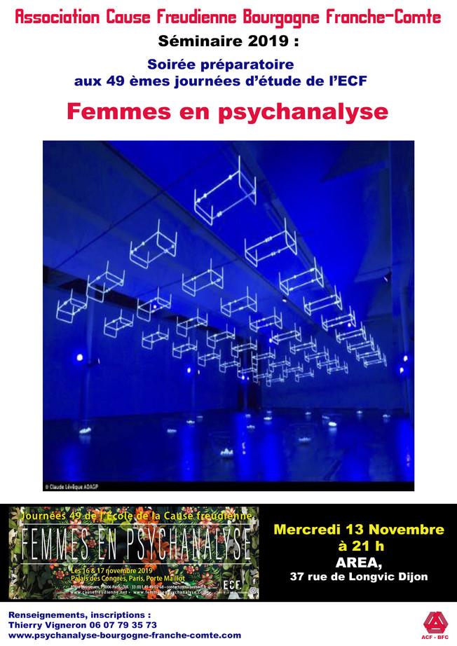 Séminaire ACF- BFC 13 Novembre 2019